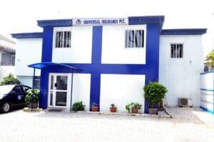 Universal Insurance Plc Head Quarter Building